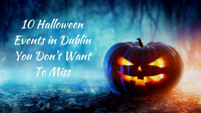 Halloween Events In Dublin