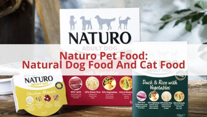 Naturo Pet Food