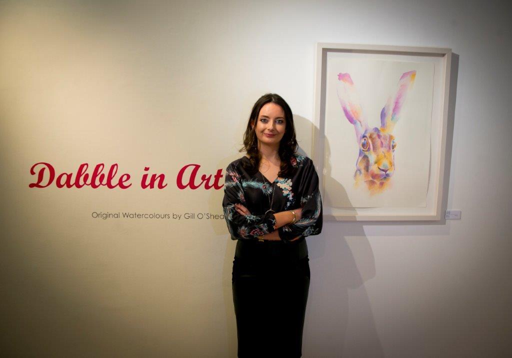Gill Dabble in Art