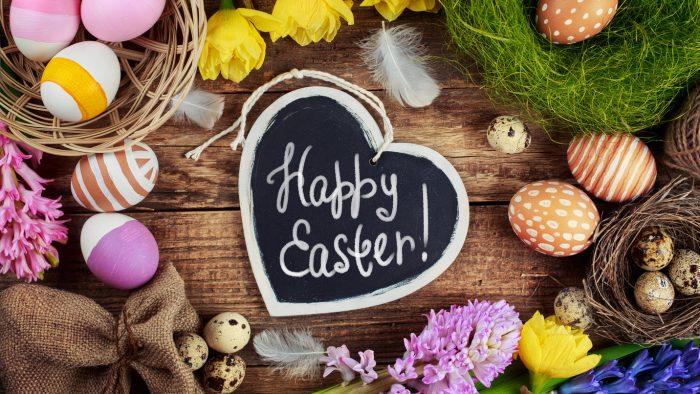Dublin Easter