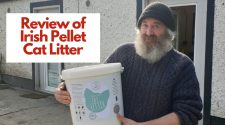 Review Of Irish Pellet Clumping Cat Litter
